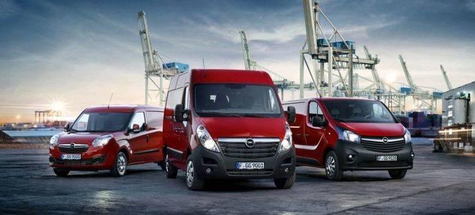 Semana Opel Pro Empresas, vehículos comerciales para profesionales