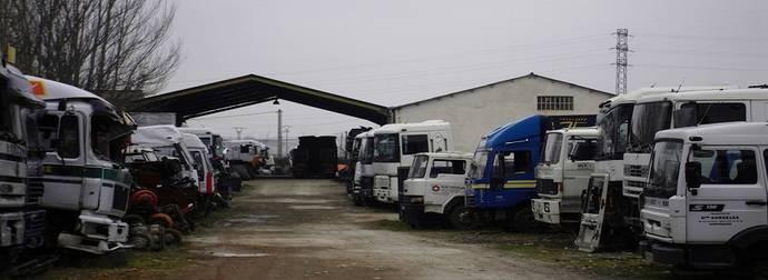 Habrá que entregar los camiones en el desguace para su baja definitiva