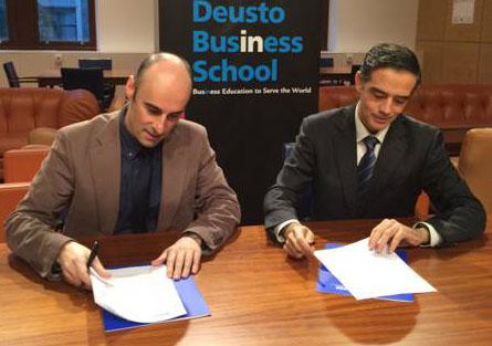 MLC ITS Euskadi y Deusto Business School con la formación