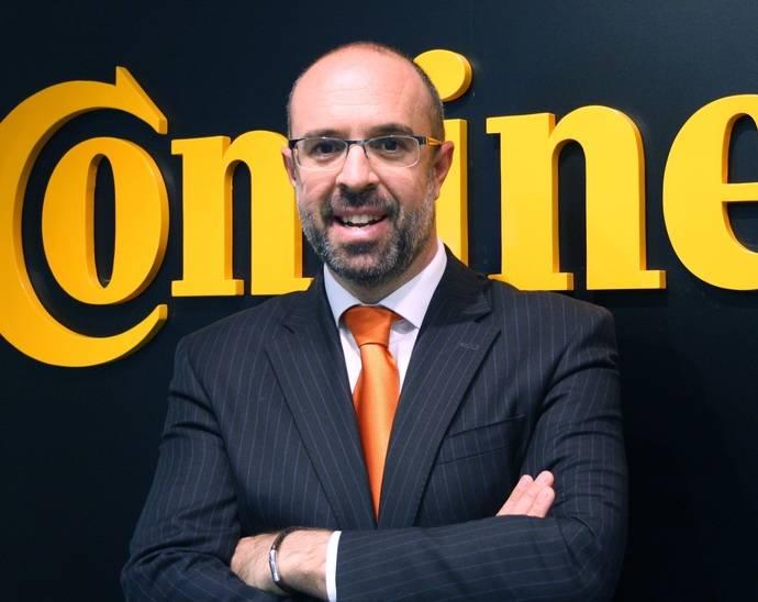 Daniel Camacho, director de Ventas y Marketing de la división de Camión de Continental