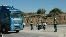 Campaña especial de vigilancia camiones y furgonetas