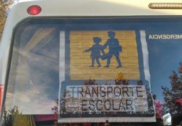 La DGT publica los resultados del control en el transporte escolar