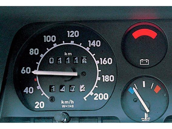 Nueva campaña de control de velocidad de la DGT