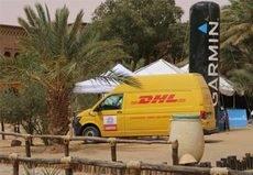 DHL continua apoyando la Garmin Titan Desert