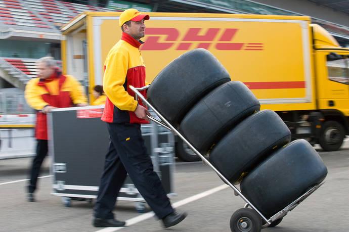 DHL gestiona la logística del Gran premio de Fórmula 1 de España