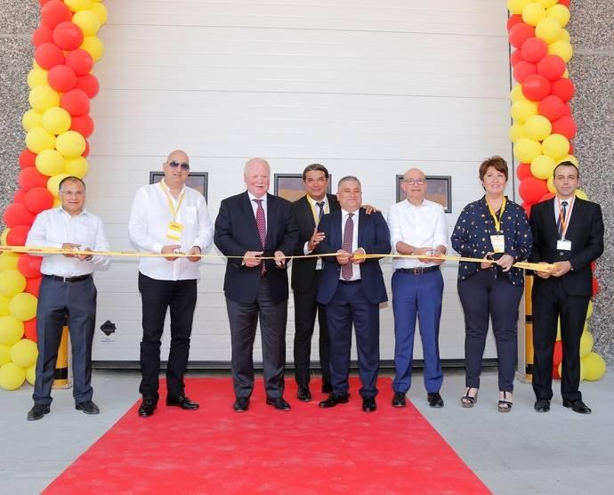 DHL Freight celebra la inauguración de su almacén en Turquía