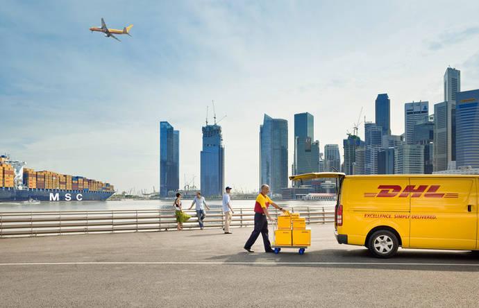 DHL, referente mundial en logística a terceros con dos de sus divisiones