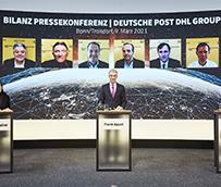 Deutsche Post DHL eleva aún más sus objetivos, tras obtener beneficios récord