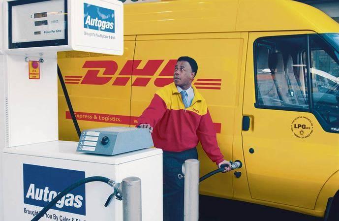 DHL inaugura puntos de venta en Bilbao y Valencia