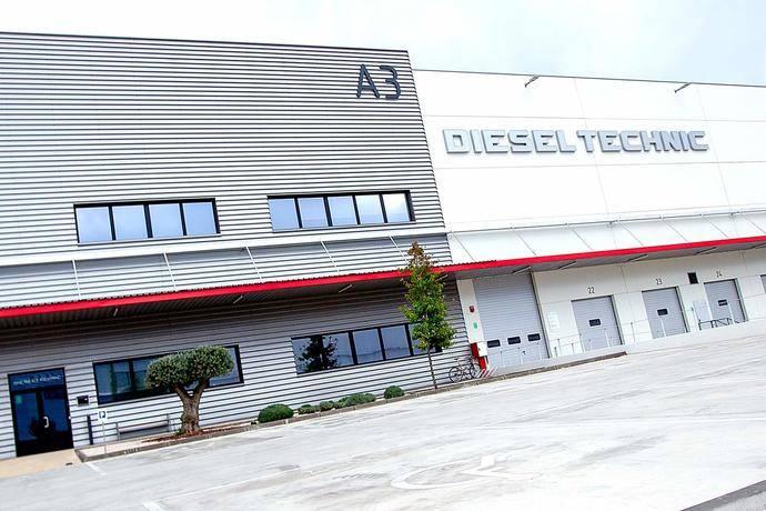 Diesel Technic agilizará el tráfico de su Portal Partner