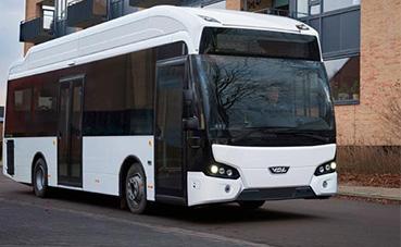 VDL Bus & Coach pasa a formar parte de los miembros de Anfac