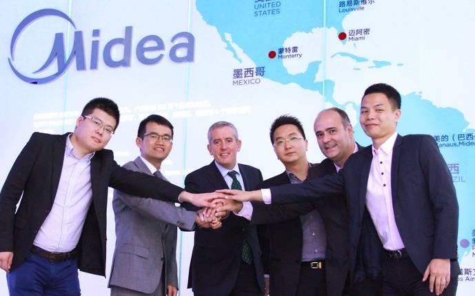 Frigicoll distribuirá en España los equipos de aire Midea