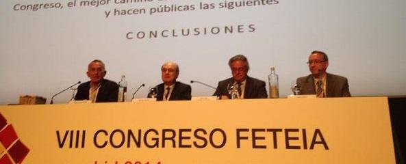 Gran éxito del 9º congreso Feteia 2016 celebrado en Palma de Mallorca