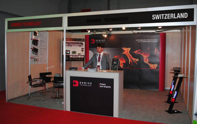 La suiza Domino Technology expone por primera vez en la FIAA