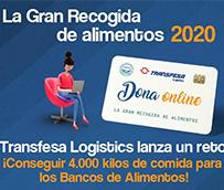 Transfesa Logistics, nuevo reto solidario: recaudar 2.000 euros