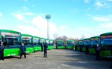 Los pasajeros de bus crecieron un 3,5% en junio respecto a 2017