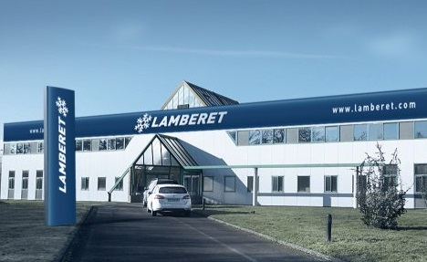 Apertura de una nueva fábrica Lamberet