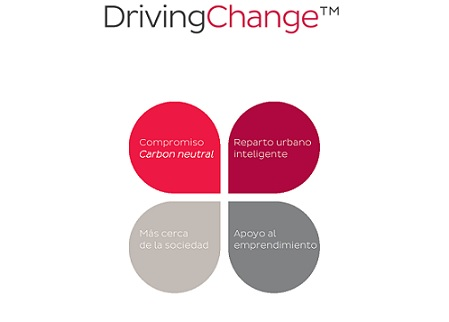 SEUR impulsa el cambio responsable a través de DrivingChange
