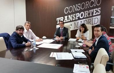 Parla renovará la flota de autobuses urbanos