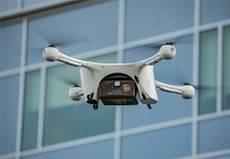 Ups usará drones para el transporte de muestras médicas