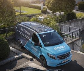 El proyecto 'Vans & Drones' llega a Zurich