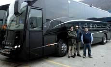 La empresa asturiana Bus Lobo adquiere un Sunsundegui SC7