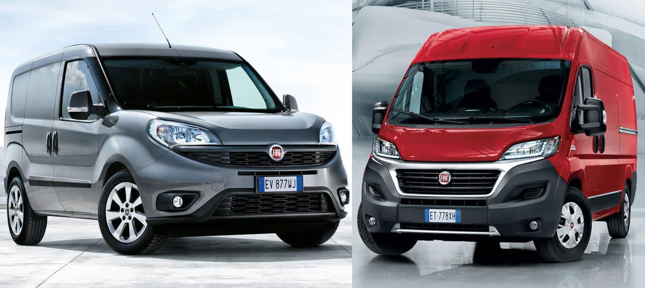 Nuevos motores Euro 6 para Fiat Ducato y Doblò