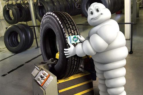 Las ventas del Grupo Michelin suben un 2,5% en el primer semestre