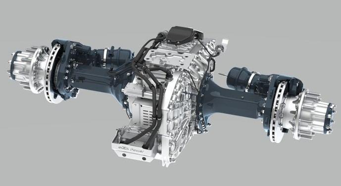Allison Transmission: ejes eléctricos eGen Power para vehículos de bomberos