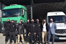 Eje Occidental de Camiones inaugura en Alcorcón un nuevo centro