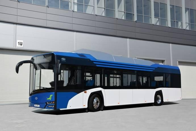 Los vehículos Solaris poseerán ContiPressureCheck
