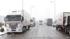 Filomena: Los transportistas, una vez más, los grandes olvidados de la sociedad