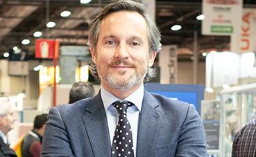 Óscar Barranco, nuevo director de Empack y Logistics Iberia