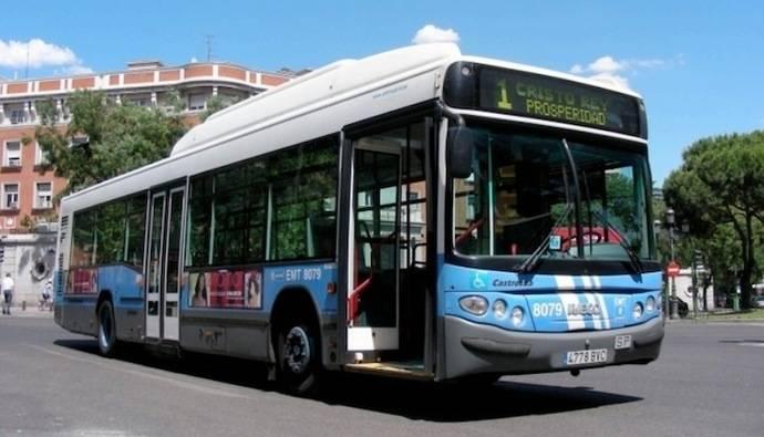 EMT Madrid pone en marcha una nueva línea a El Cañaveral y prolonga otras tres