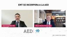 EMT, nuevo ser socio de la Asociación Española de Directivos