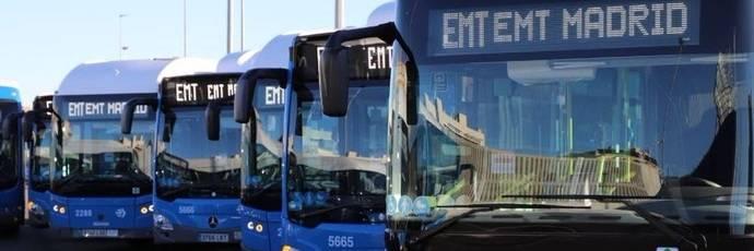 Comunidad de Madrid verifica la correcta actividad la red de transportes