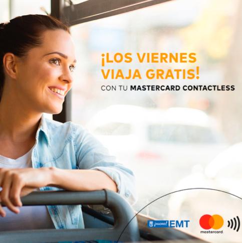 La EMT de Madrid registra un 3% más de viajeros en noviembre