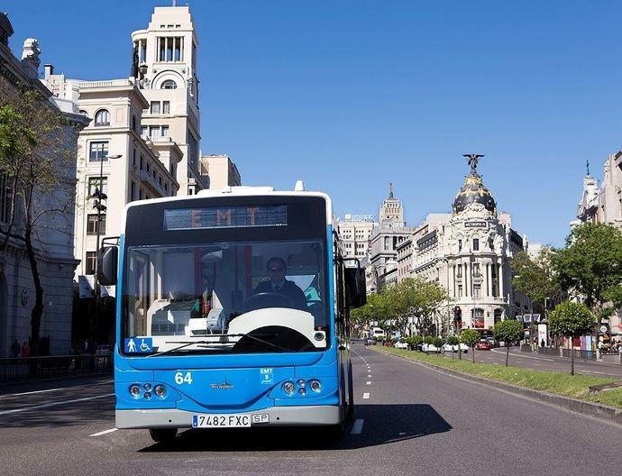 EMT Madrid supera, en tan solo un día, el millón de usuarios