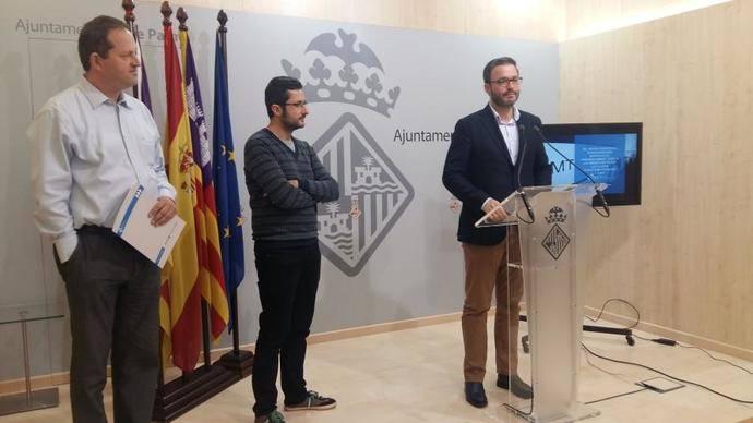 EMT Palma inicia renovación de su flota de autobuses, con financiación del BEI