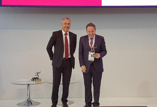 Europa reconoce al gerente de EMT Málaga como Talento de la Movilidad