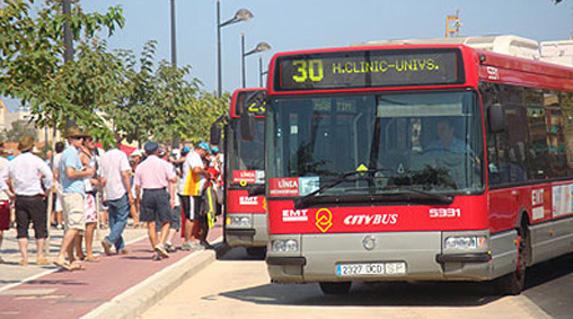 Restablecido el autobús de los municipios de Relleu y Aigües