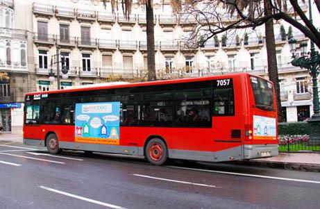 La EMT de Valencia pedirá al Tribunal Supremo la restitución del céntimo sanitario que el Gobierno le denegó