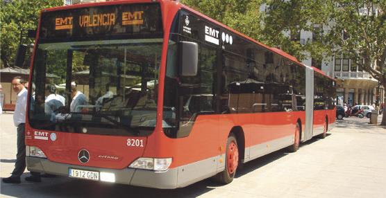 La EMT de Valencia integrará la línea de autobús del Metrorbital este próximo verano
