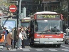 Mejora de la red de autobuses de la EMT valenciana