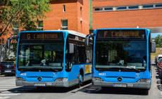 Madrid modifica los horarios de sus autobuses con la llegada de la Semana Santa