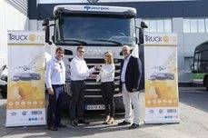 Truck One adquiere un camión Scania de gas natural licuado