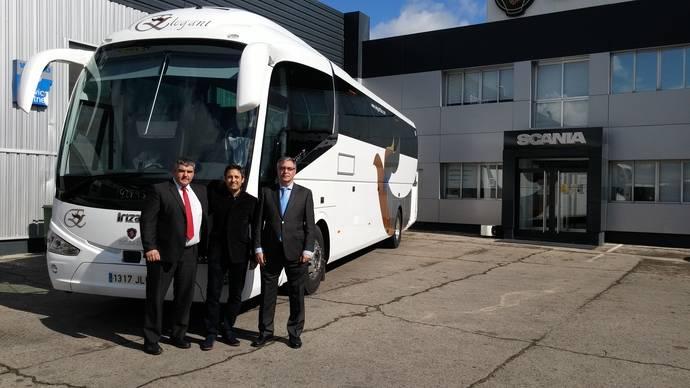 Elegant Bus incorpora un Scania K410 SD a su flota
