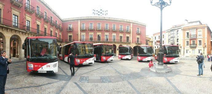Emtusa adquiere siete autobuses urbanos a la sueca Scania