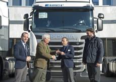 Transportes GAR&CIA confía en Scania para sus planes sostenibles