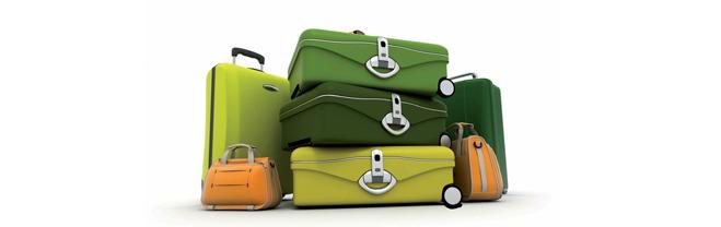 El 36% de viajeros españoles enviaron sus maletas por mensajería esta Semana Santa
